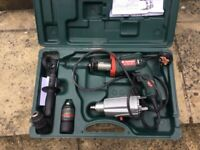 Metabo SDS Drill 28mm (240v for parts or repair only)
