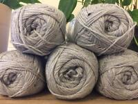 Knitting Wools, Soft Acrylic DK