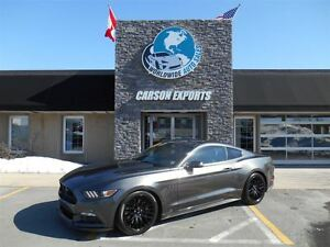 2015 Ford Mustang GT PREMIUM WITH TRACK PACK! FINANCING AVAILABL