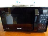 Samsung Smart Microwave oven MC28H5013 black