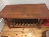 FREE Small coffee table
