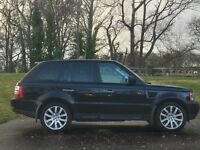 Range Rover sport 2.7 HSE may px swap car pick up why
