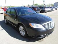 2014 Chrysler 200 LX - Elegant and Smooth!!! 4 Cylinder Economy!