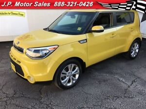 2015 Kia Soul EX, Automatic, Leather, Heated Seats, 51, 000km