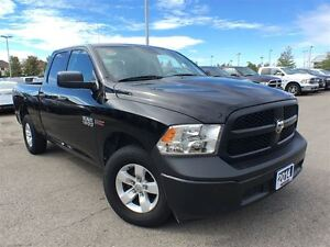 2014 Ram 1500 *3.0L V6 ECO-DIESEL*4X4*QUAD*17 ALLOYS*SPRAY LINE