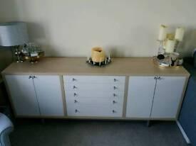 Sideboard, modern design, very solid IKEA