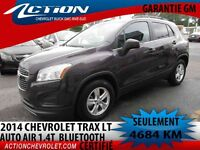 2014 CHEVROLET Trax FWD LT Crossover auto air bluetooth