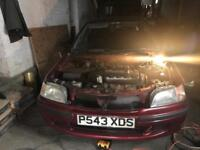 Honda Civic 1997 Breaking spare parts