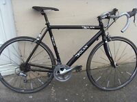 DOLAN road bike,Tiagra groupset,carbon forks 54cm new parts