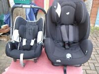 britax and joie baby car seat carriers