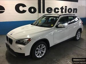 2013 BMW X1 28i w/Premium Pkg & Panoramic Sunroof