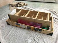 Abru wooden 2.8m loft ladder and hatch *BRAND NEW*