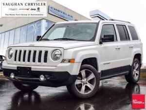 2016 Jeep Patriot 1 Owner * High Altitude 4x4 * Navi * Sunroof *