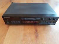 PIONEER MJ-D707 MiniDisc Player Recorder with Remote control