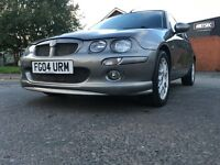 MG ZR 1.4 2004 12 MONTHS MOT VERY SPECIAL CAR 2 KEYS FULL V5 LOTS OF SERVICE HISTORY