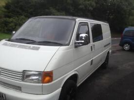 VW T4 Camperday Van