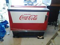COKE A COLA COOLER