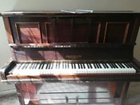Piano by the makers John Hoyland of Sheffield and Worksop. Must be able to collect. £25