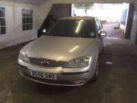 FORD MONDEO 2.0 DIESEL PART EX TO CLEAR AS TRADE SALE