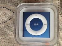 Apple I pod shuffle 4th generation 2gb new