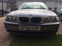 BMW 318 SE 143BHP