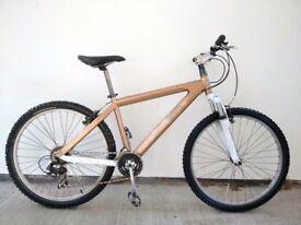 "(2797) 26"" 17"" Lightweight Aluminium GT JUNIOR ADULT MOUNTAIN BIKE BICYCLE Age: 13+; 163-178 cm"