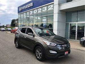 2014 Hyundai Santa Fe Sport 2.4L Premium AWD - 1-Owner