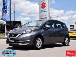2017 Nissan Versa Note SV ~5.0 Touchscreen ~Backup Cam ~Heated S