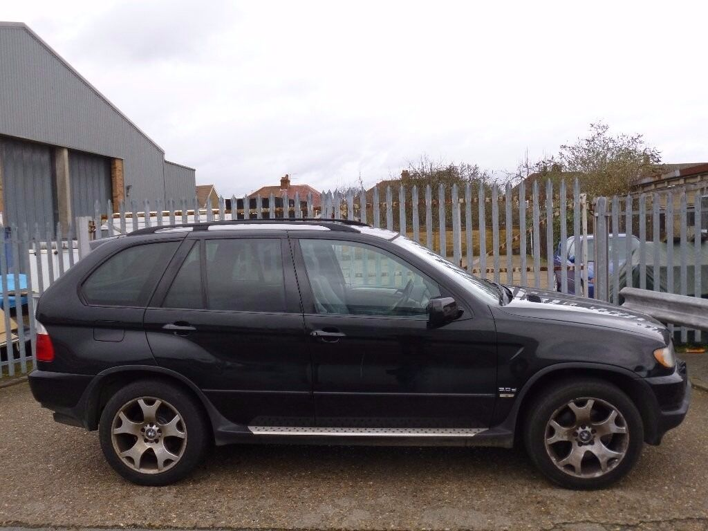 2003 bmw x5 sport 5dr diesel leather top spec. Black Bedroom Furniture Sets. Home Design Ideas