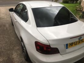 BMW 1-SERIES COUPE M-SPORT PLUS EDITION 118D 2013