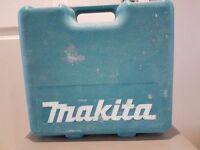 MAKITA DHP453 18v LXT LI-ION combi drill ,inc case, BODY ONLY.