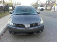 2004 Nissan Quest 3.5L V6 fully loaded Minivan, Van