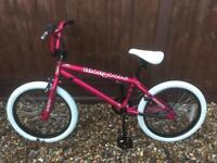 Mongoose Freestyle BMX bike - 20 inch wheels - excellent condition