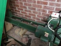 Nu Tools 800w Wood Turning Lathe and Disc Sander
