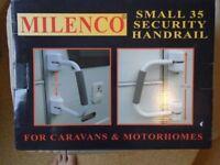 MILLENCO SECURITY DOOR LOCK (and Handle)