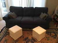Ikea Ektorp 3 seater sofa bed - Price negotiable