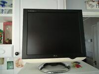 LG monitor 19inch