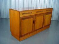 Vintage G Plan Teak Sideboard Retro Mid Century Furniture