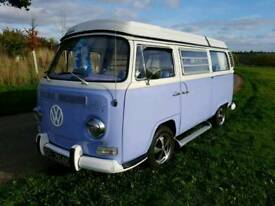 VW 1971 westfalia camper van