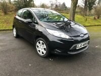 Ford FIESTA 1.2 Hatchback, Manual 3 doors