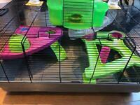 Savic large hamster heaven cage