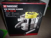 ASH Vacuum Cleaner - Parkside - Brand New!!