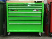"Snap on 40"" roll cab wooden top limited edition"