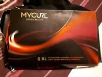 My curl curling set