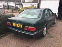 Mercedes Benz e240 automatic 2001 4 door saloon 88000 miles