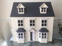 Dolls house and mod con furniture great Christmas gift