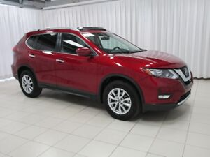 2018 Nissan Rogue SV AWD SUV w/ HEATED SEATS, SUNROOF, REMOTE ST