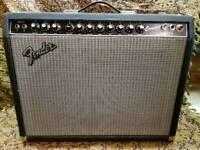 Fender Concert Amp