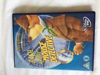 Basil the mouse detective dvd