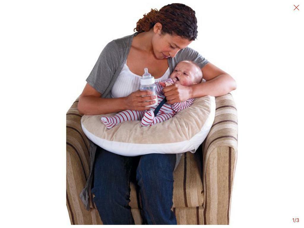 argos feeding pillow